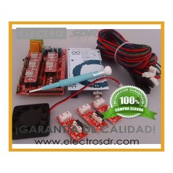 KIT Completo Ramps 1.4 (Kit Ready) reprap
