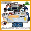 Kit Starter Iniciación arduino  MEGA 2560 R3