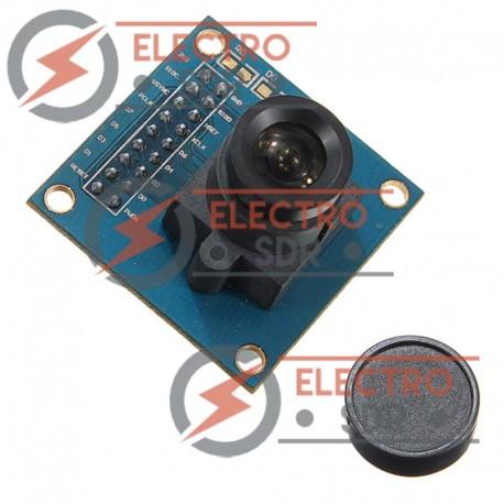 Cámara OV7670 compatible con Arduino
