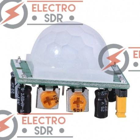 Sensor PIR de movimiento