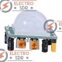 Sensor PIR de movimiento HC-SR501 para arduino uno, mega, compatibles...
