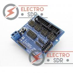 Arduino Sensor Shield V5 para arduino, UNO, MEGA, Duemilanove, I2C o UART