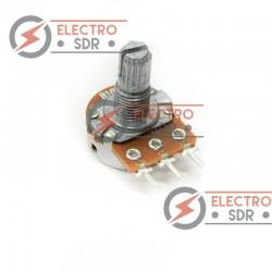 Potenciometro Lineal 10k prototipado pic arduino B10k