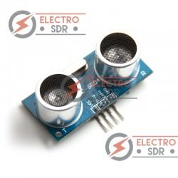 Sensor Ultrasónidos HC-SR04 arduino uno, mega, robotica