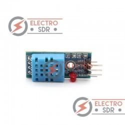 Sensor de humedad y temperatura DHT11 para arduino uno mega