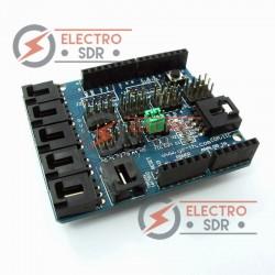 Arduino Sensor Shield V4  para Arduino UNO, MEGA, Duemilanove, I2C o UART