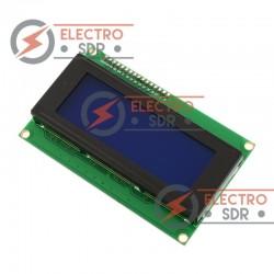LCD 20x4 con adaptador I2C / IIC