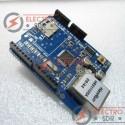 Shield Ethernet W5100 compaible arduino uno, mega,