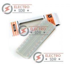 Protoboard MB-102 Breadboad 830 puntos arduino electronica