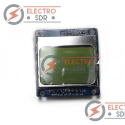 LCD Nokia 5110 para Arduino