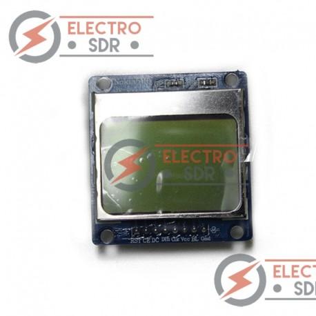 LCD nokia 5110 arduino