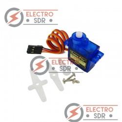 Microservo TowerPro SG-90 para Radiocontrol (RC) / arduino y compatibles / SG90