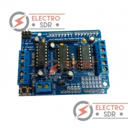Shield Control de Motores para Arduino