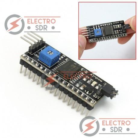 Módulo interfaz IIC/I2C para LCD 1602/1604/2004