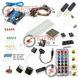 Kit Starter Iniciación Mini con arduino UNO R3