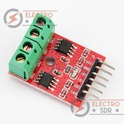 L9110 Dual-Channel H-Bridge Motor Driver para Arduino y compatibles