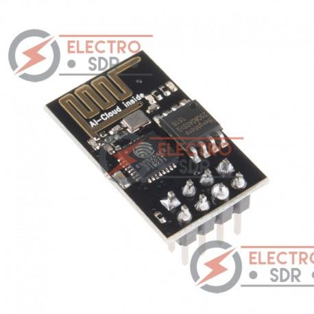 Módulo WiFi ESP8266 ESP-01 para placas Arduino y compatibles
