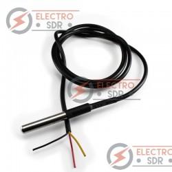 Sonda Sensor de temperatura DS18B20 sumergible