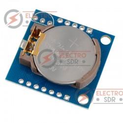 Módulo RTC DS1307 compatible con Arduino, Raspberry Pi, AVR