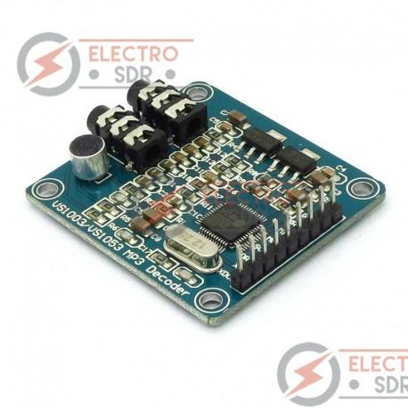 Módulo VS1003 MP3 Decoder