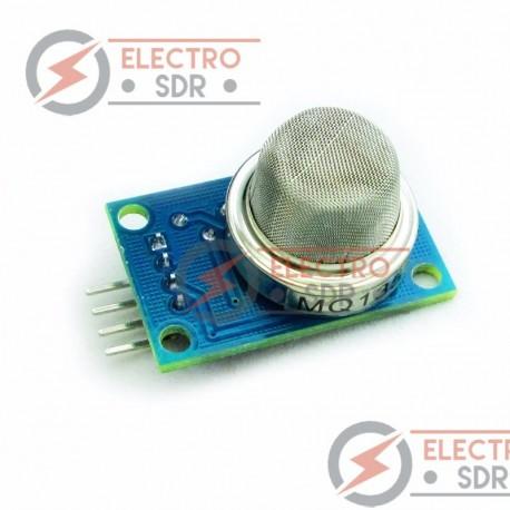 Módulo sensor de gases MQ-135 para Arduino y placas compatibles
