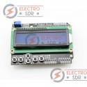 LCD Keypad Shield compatible con Duemilanove, UNO y Mega 2560