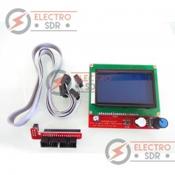 Full Graphic Smart Controller LCD
