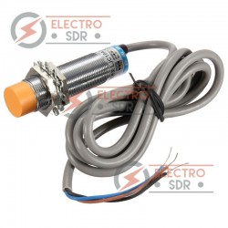Sensor Capacitivo LJC18A3-H-Z/BY Ajustable 1-10 mm