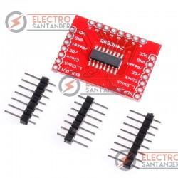 Módulo Shift Register 74HC595 - Shift register breakout 74HC595