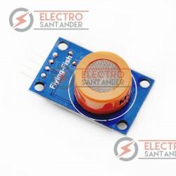 Módulo sensor de gas MQ-3 para Arduino y placas compatibles