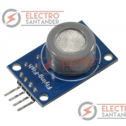 Módulo sensor de gas MQ-7 (CO) para Arduino y placas compatibles