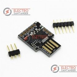 ATTINY85 USB mini development board