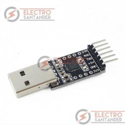 Módulo CP2102 Conversor USB a TTL UART