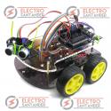 Robot Arduino 4WD Juguete educativo arduino UNO R3